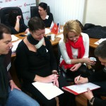 Porta Prima тренинг продаж групповая работа