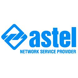Логотип Астель