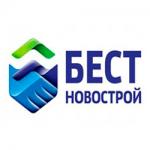 Логотип Бест Новострой 250 на 250