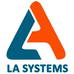 Логотип LA Systems
