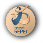 Логотип ЖК Правый берег 250 а 250
