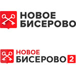 Логотип ЖК Новое Бисерово