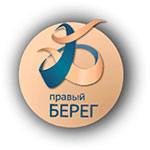Логотип ЖК Правый берег