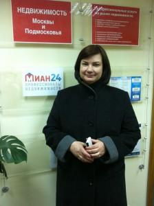 МИАН24 тренер Светлана Щукина