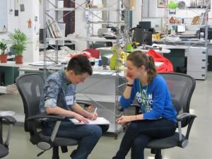 Компания STEM первая пара