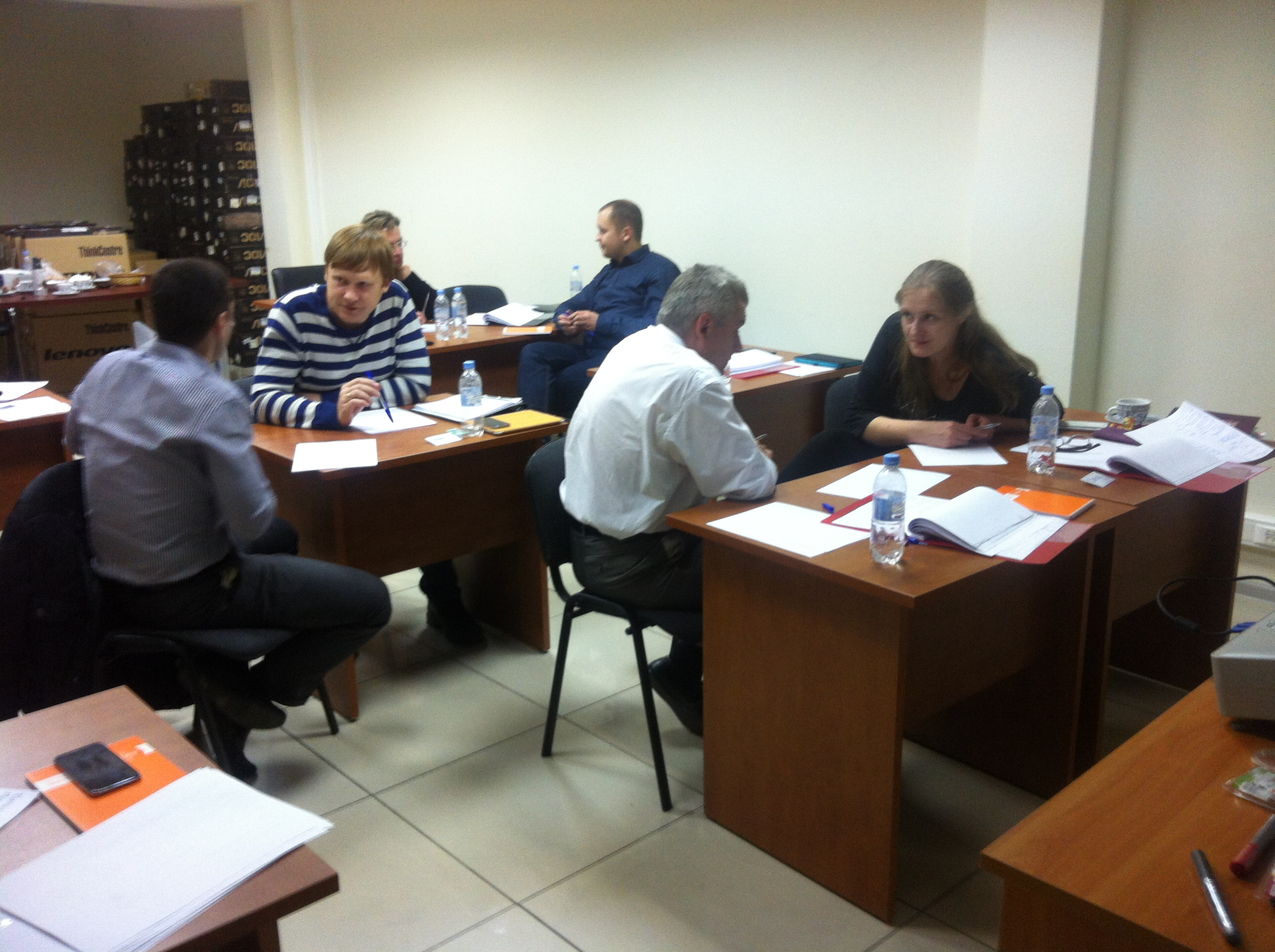 Аквариус тренинг руководителей Работа в парах