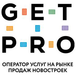 Логотип GET PRO 250 на 250