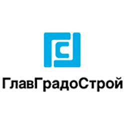 Логотип Глав Градо Строй
