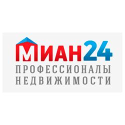 Логотип MIAN24