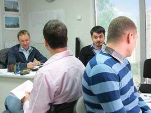 Тренинг продаж ЖК Котельники работа в парах