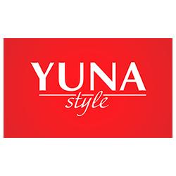 Логотип Yuna Stуle 25 на 250