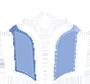 Логотип Тренер Про голубой
