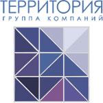 Логотип ГК Территория