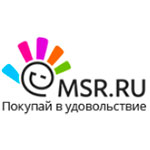 Логотип MSR
