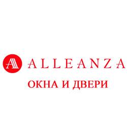 Логотип Alleanza двери