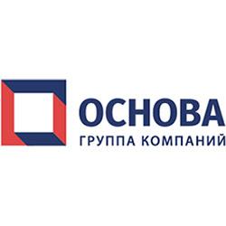 Логотип ГК Основа