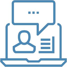 Иконка онлайн консультации